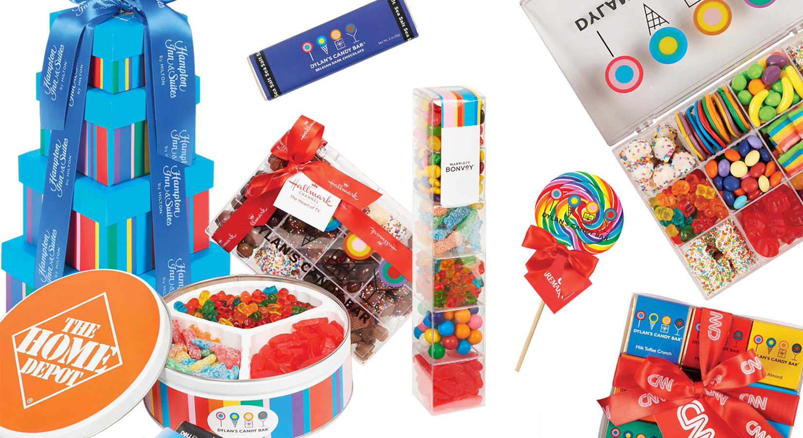 *Now Offering* Dylan's Candy Bar Signature Items!