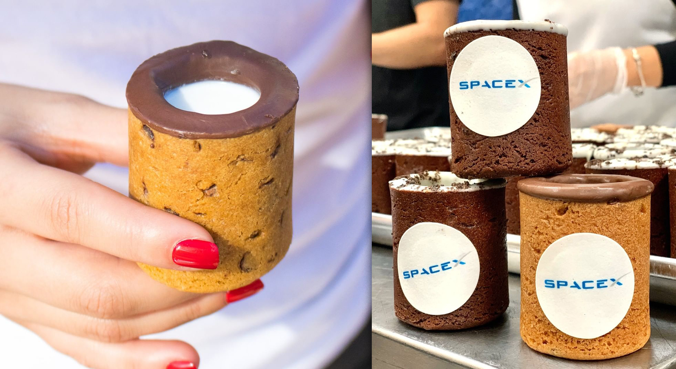 The Dirty Cookie® – Custom Cookies In The Shape Of A Shot Glass!
