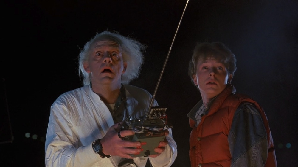 "30 Jahre ""Back to the Future"""