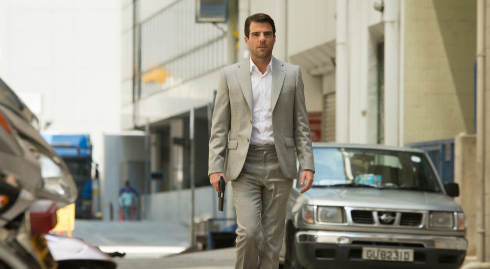 Interview: Zachary Quinto