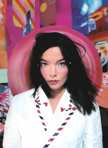Björk, Post, 1995 Credit: Photography by Stéphane Sednaoui. Image courtesy of Wellhart Ltd & One Little Indian