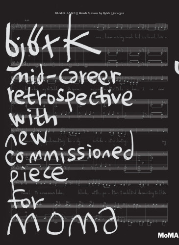Cover of Bjork, published by The Museum of Modern Art, 2015