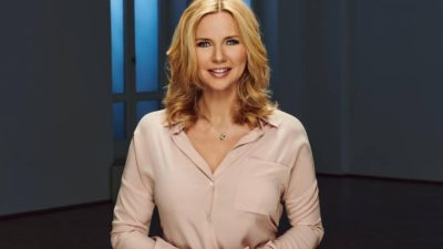 Interview: Veronica Ferres