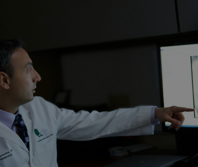 Why do I have a gastroenterologist on my cancer care team?