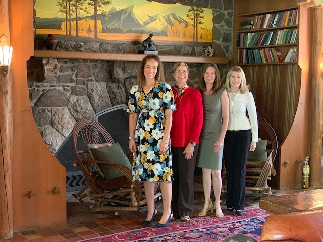 Welcome to two new board members from Flagstaff: Liz McGinlay and Heidi Hansen!