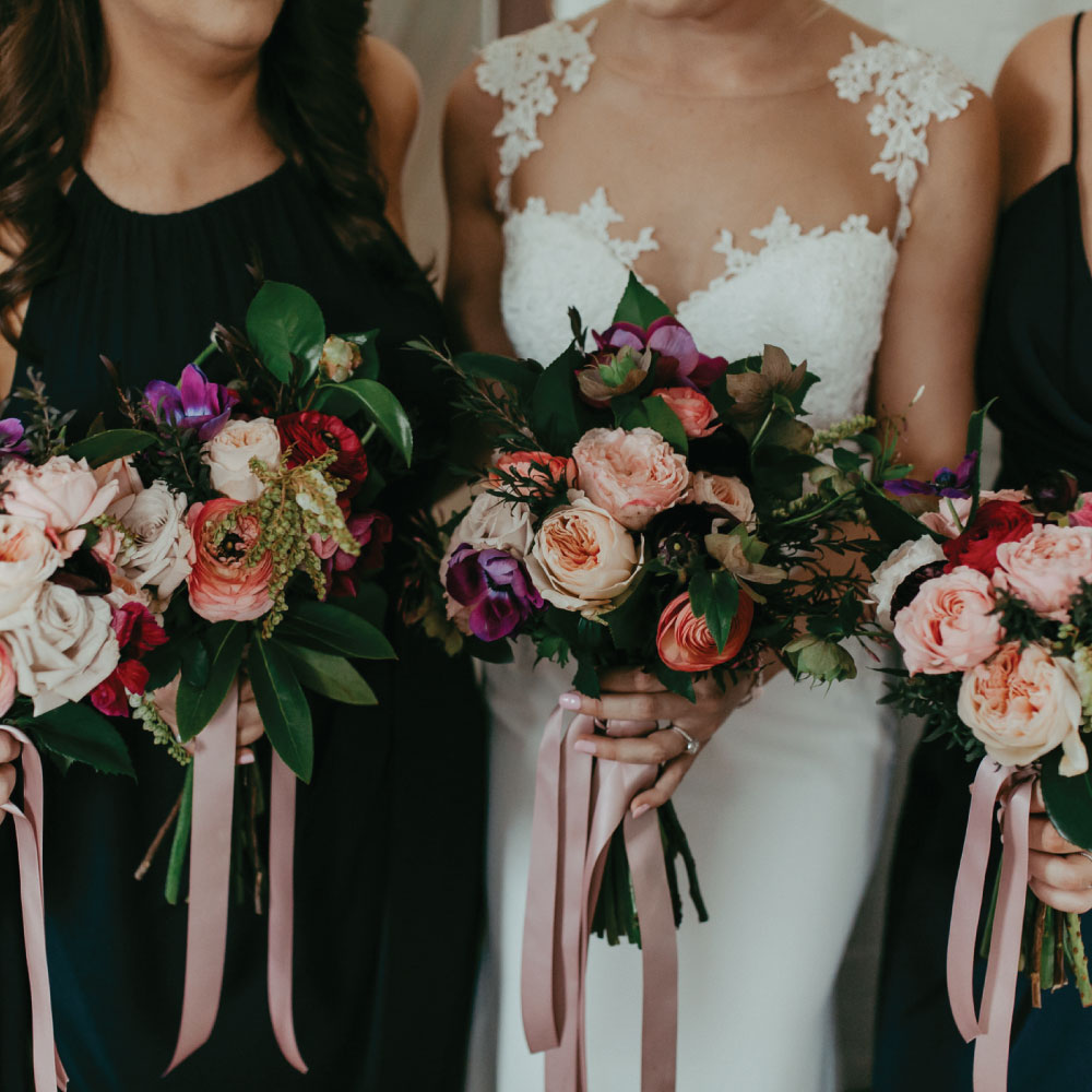 Berry-Bouquets
