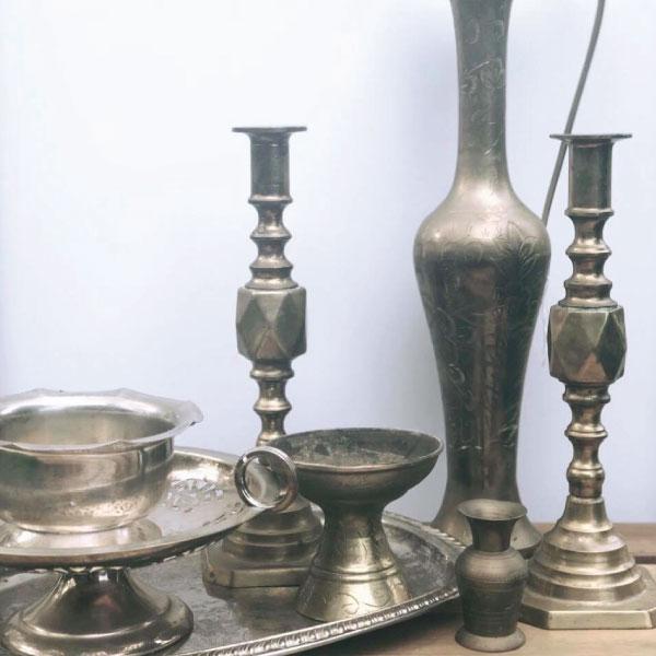 brass-wares