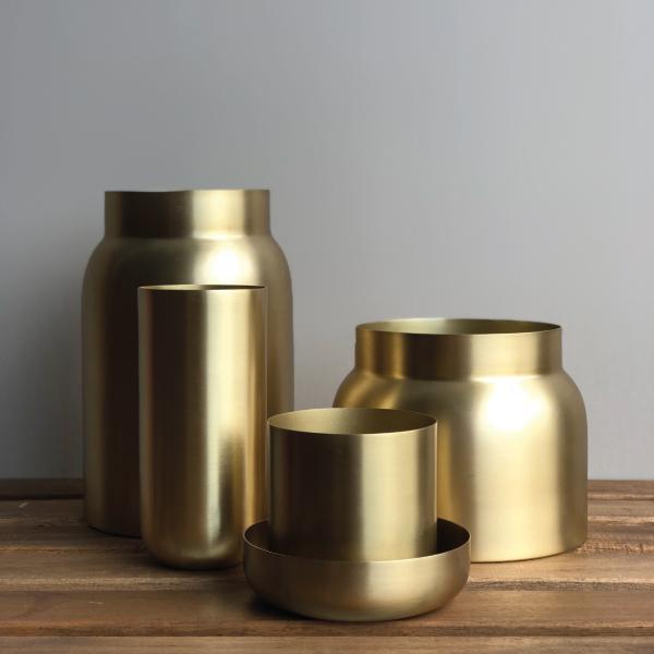 brass-vases