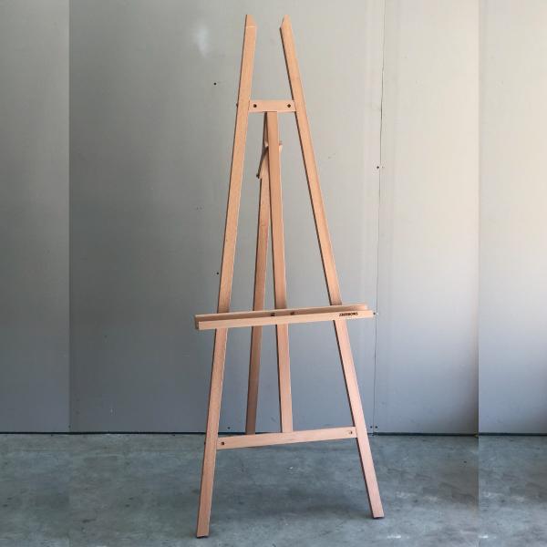 wooden-easel