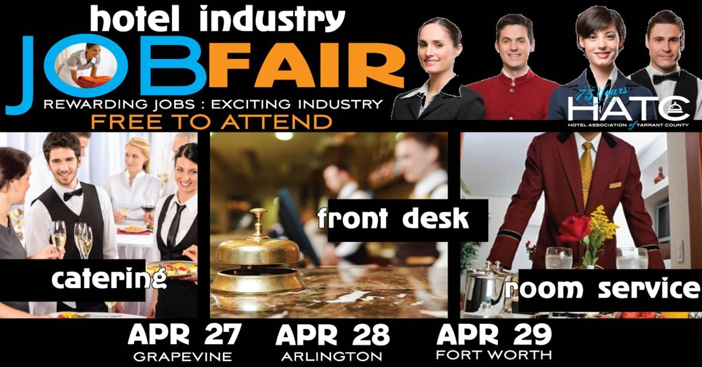 HATC Hotel Industry Job Fair