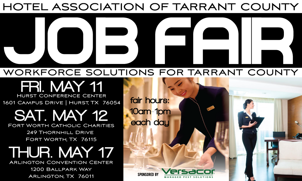 2018 Hotel Industry Job Fair