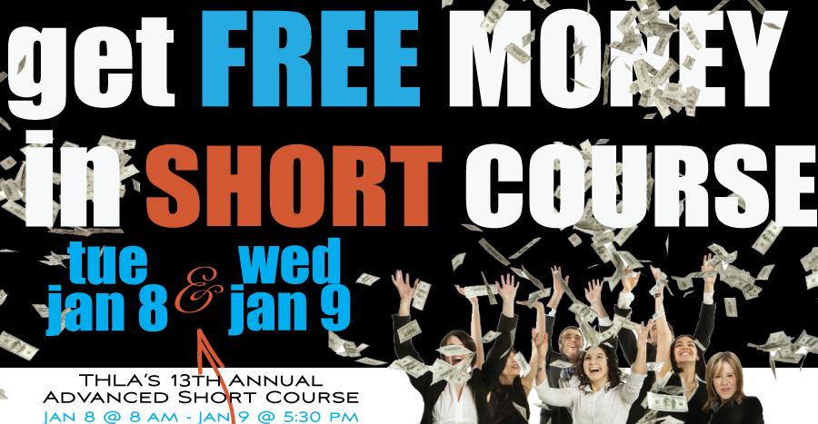 Advanced Short Course Scholarship Nomination