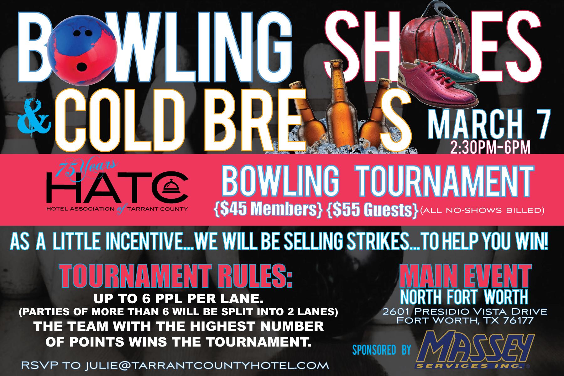 HATC Bowling Tournament