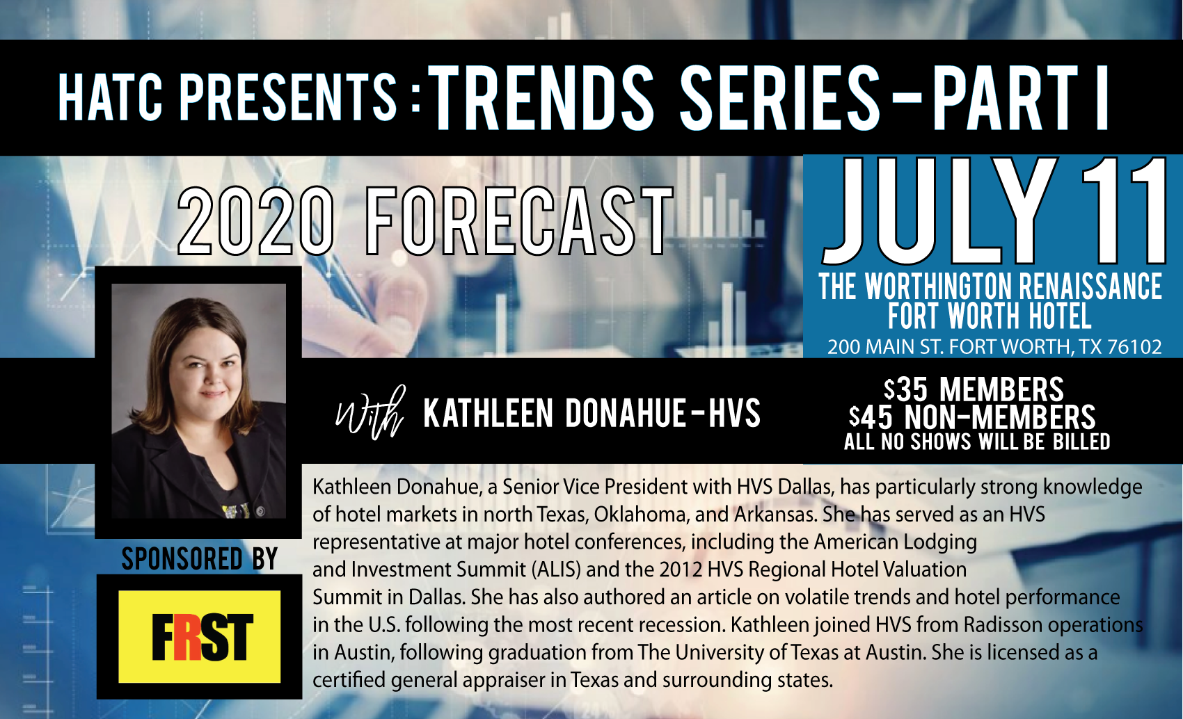 HATC PRESENTS: TRENDS UPDATE – PART 1 : 2020 FORECAST