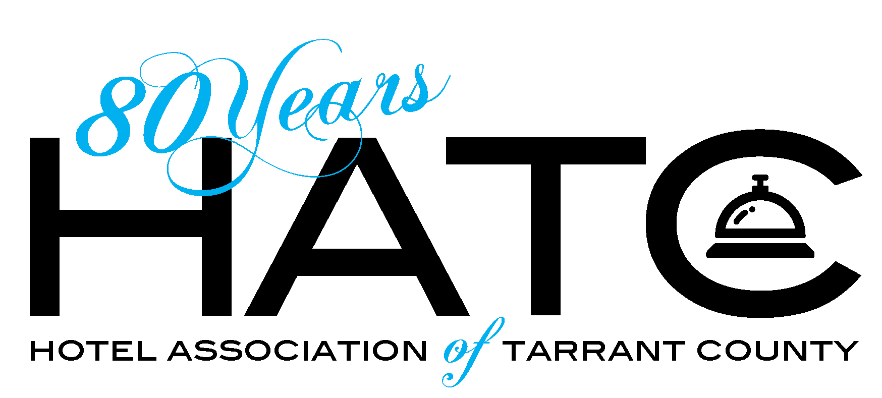 Hotel Association of Tarrant County Logo