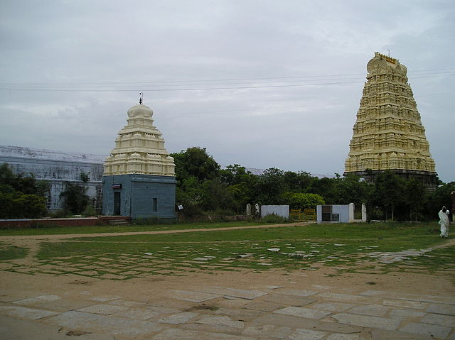 Ekambareshwarar-Temple-Kanchipuram