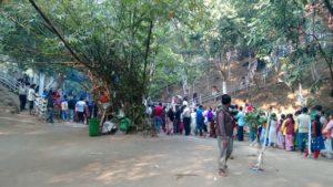 Bhimasankar Dham Aug 15th 2016 Crowd