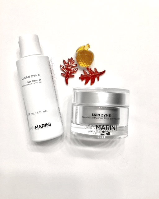 jan marini clean zyme cleanser and skin zyme mask
