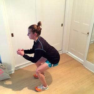 squat normal