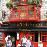 Kings head Galway