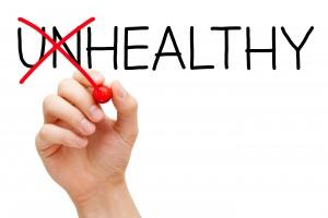 Healthy Not Unhealthy