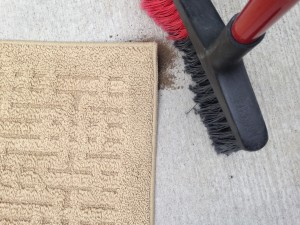 Sweeping Dirt Under Rug