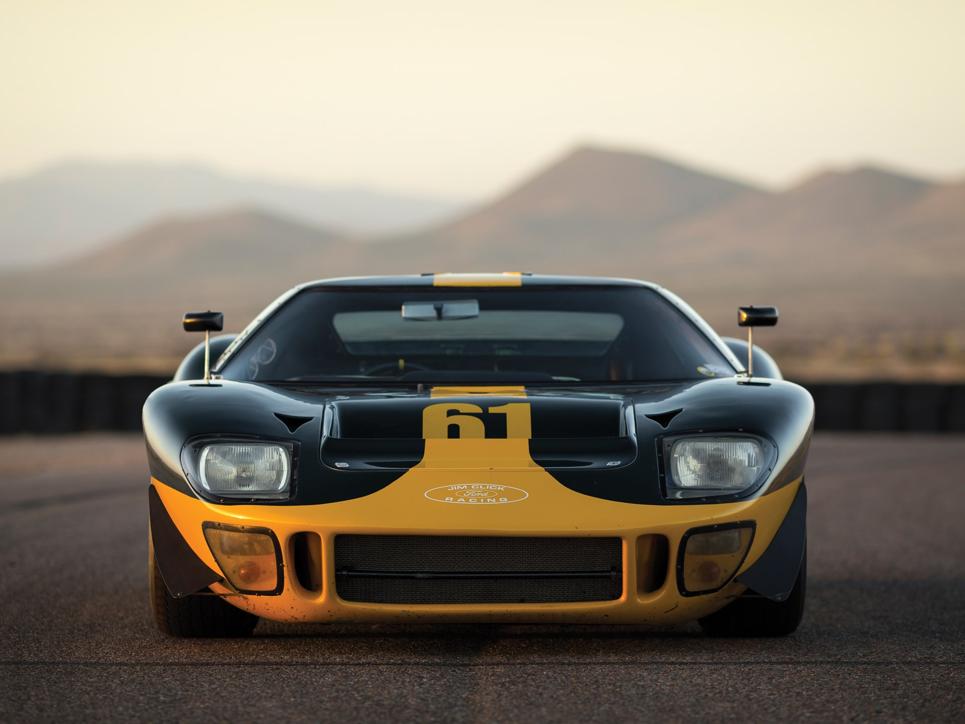 1966 ford gt40 front crown concepts Tucson Arizona