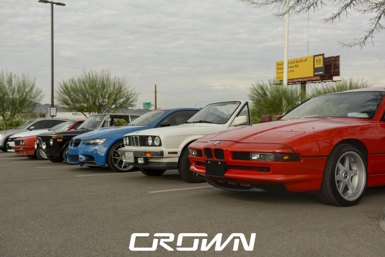 BMW at topgolf tucson