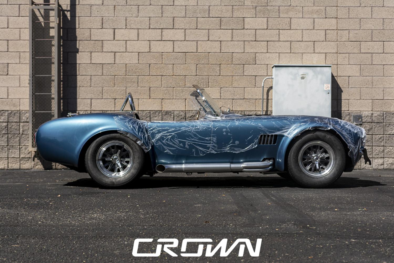 Complete Superformance MKIII Cobra Side