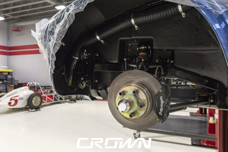 Wilwood disc brakes Superformance MKIII cobra