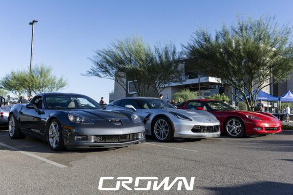 corvette club at topgolf tucson