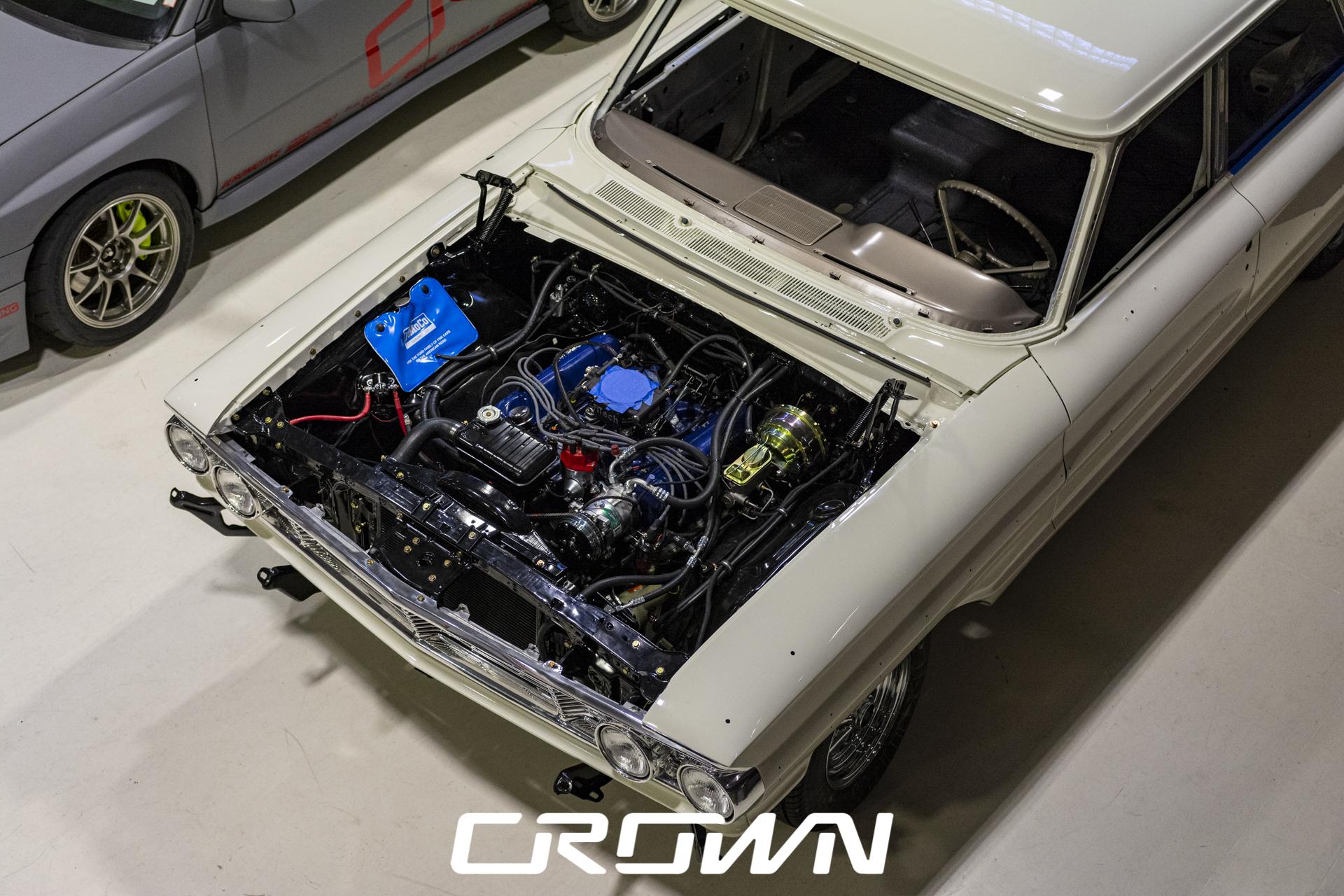 1964 Ford Country Sedan Update