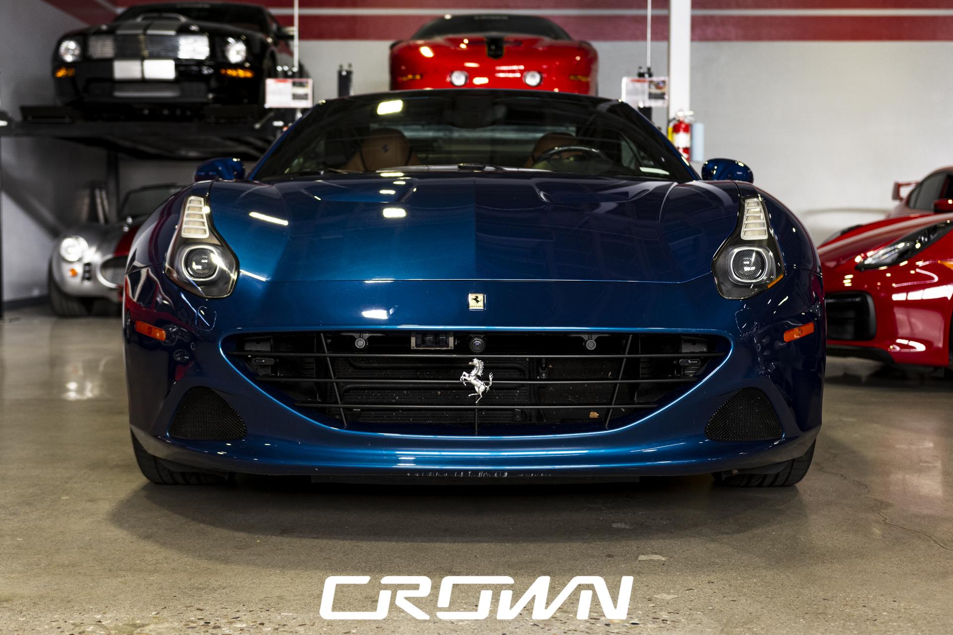 2015 Ferrari California T Front