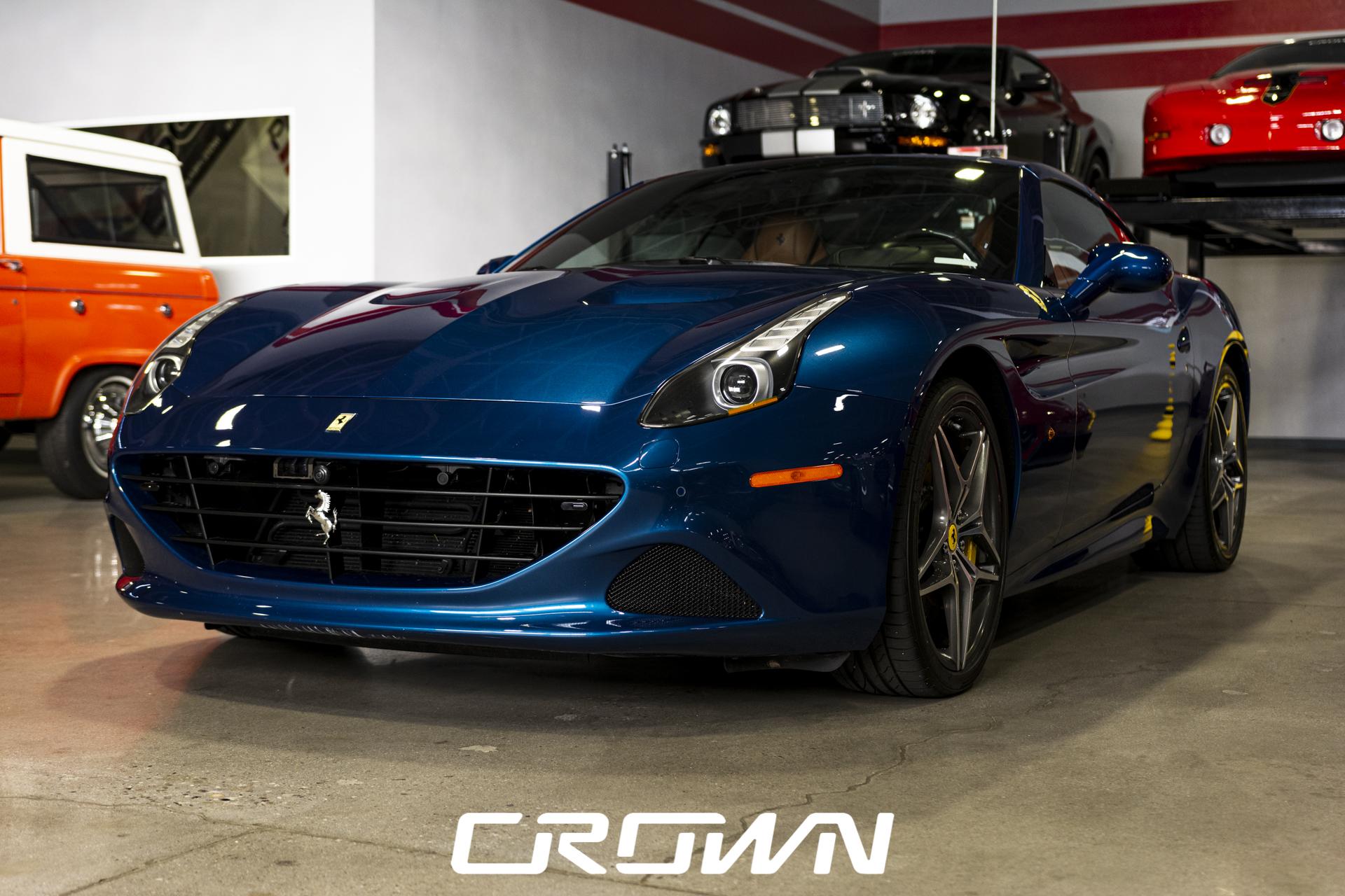 2015 Ferrari California T front driver