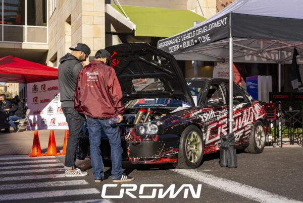 Crown Concepts Track Subaru for FCCS 20