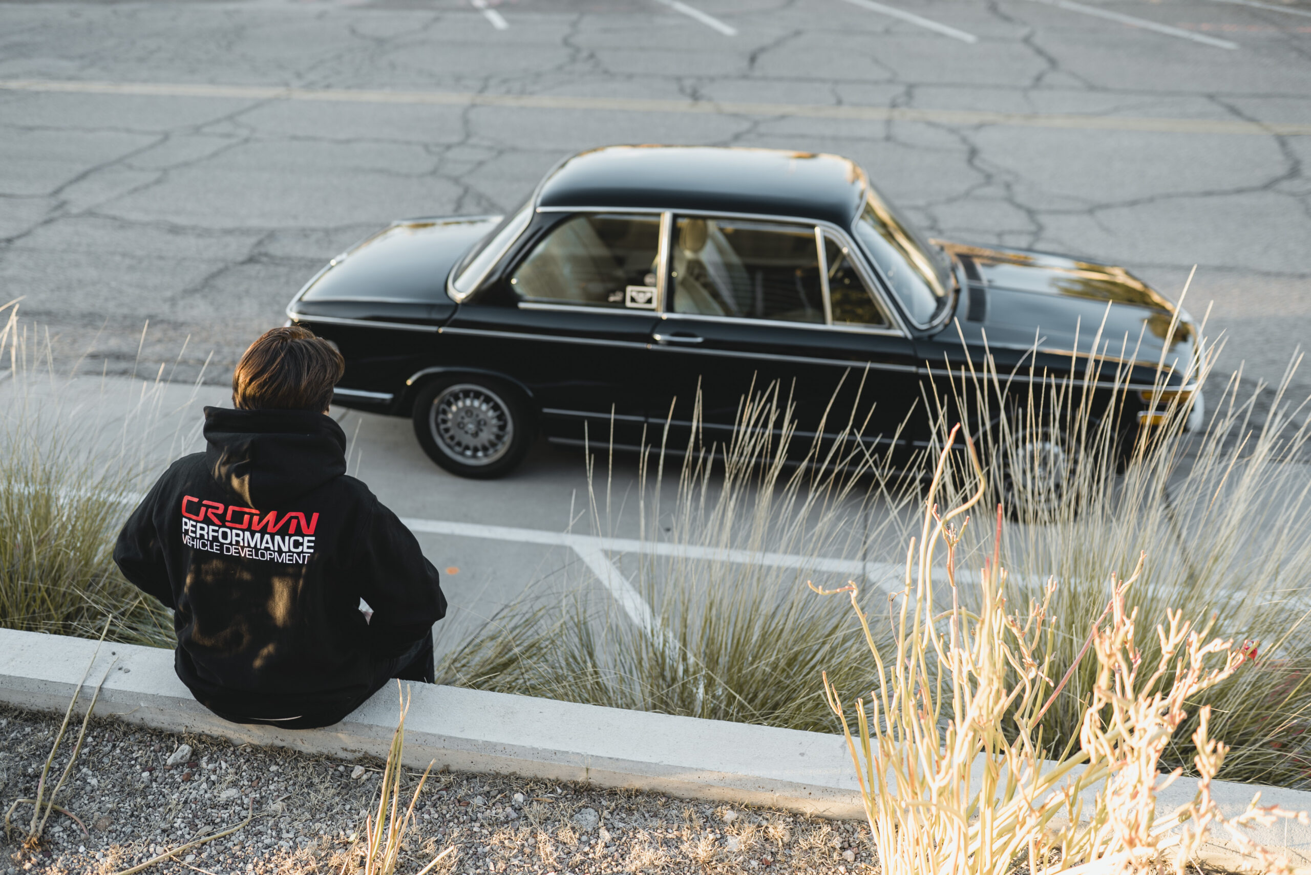 """Crown Speed Shop """"PVD"""" Collection Lookbook"""