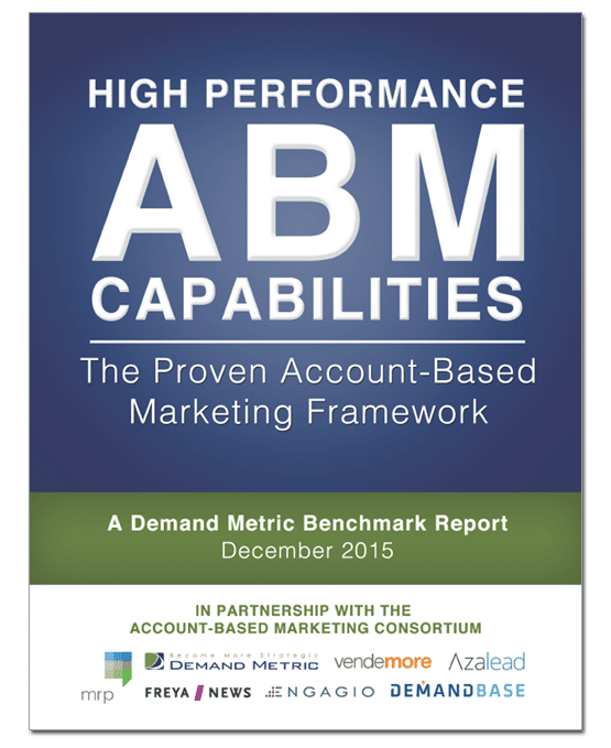 <h1>Account Based Marketing Research Report</h1>