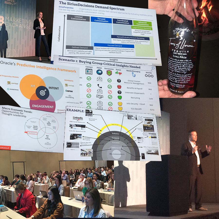 B2B Marketing Exchange ABM In Action Live