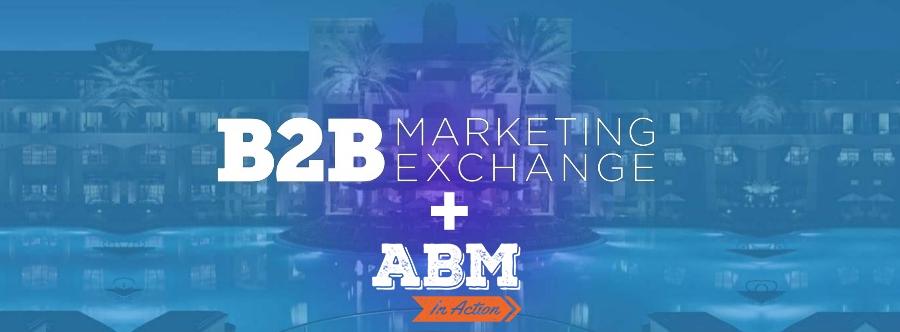#B2BMX ABM Session Track