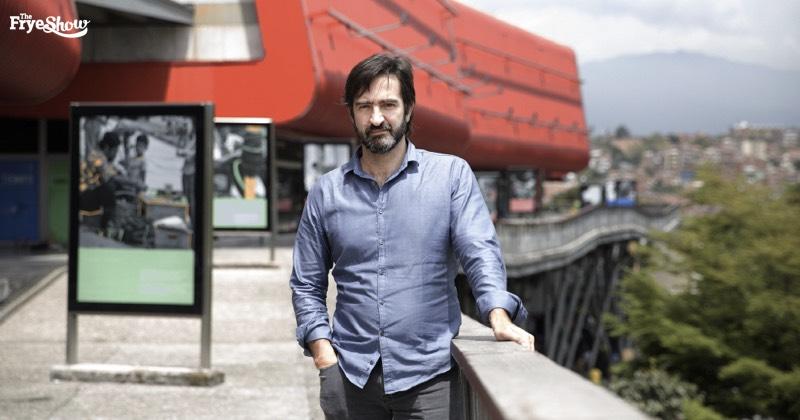 Andrés Roldan Podcast sobre exploración y el Parque Explora