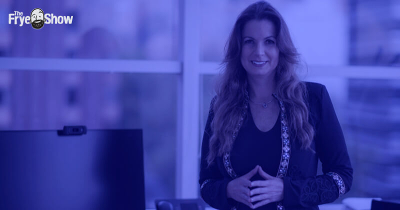 Carolina Angarita Podcast sobre la innovación