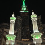 Makkah Royal Clock Tower Morning