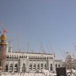 Masjid e Haram Construction