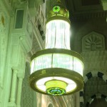 Masjid e Haram Lantern Small