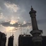 Masjid e Haram Roof