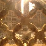 Masjid e Haram Window