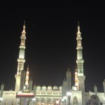Masjid e Nabvi Front Gate