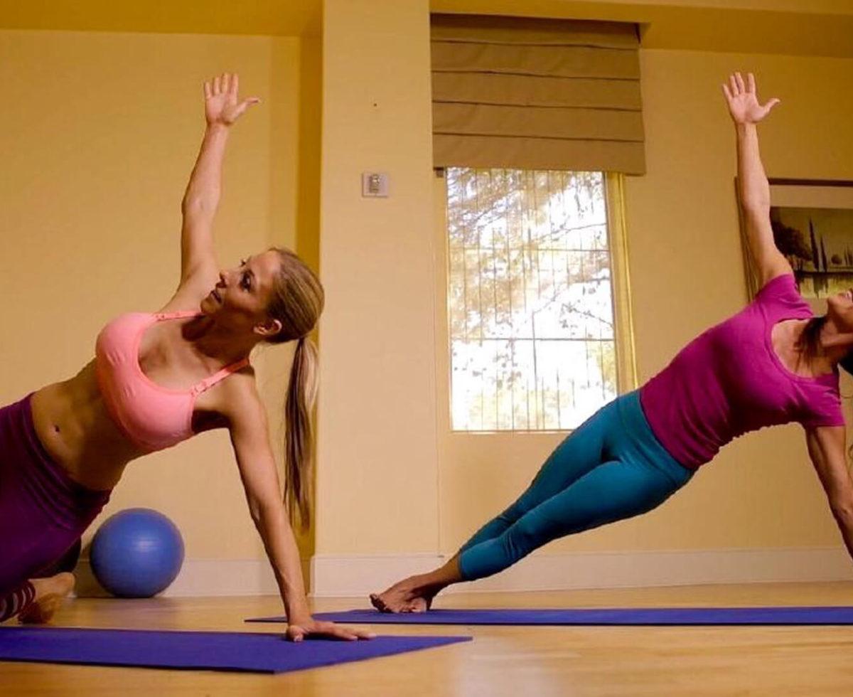 Bootylates Workout image of video with Nina Waldman