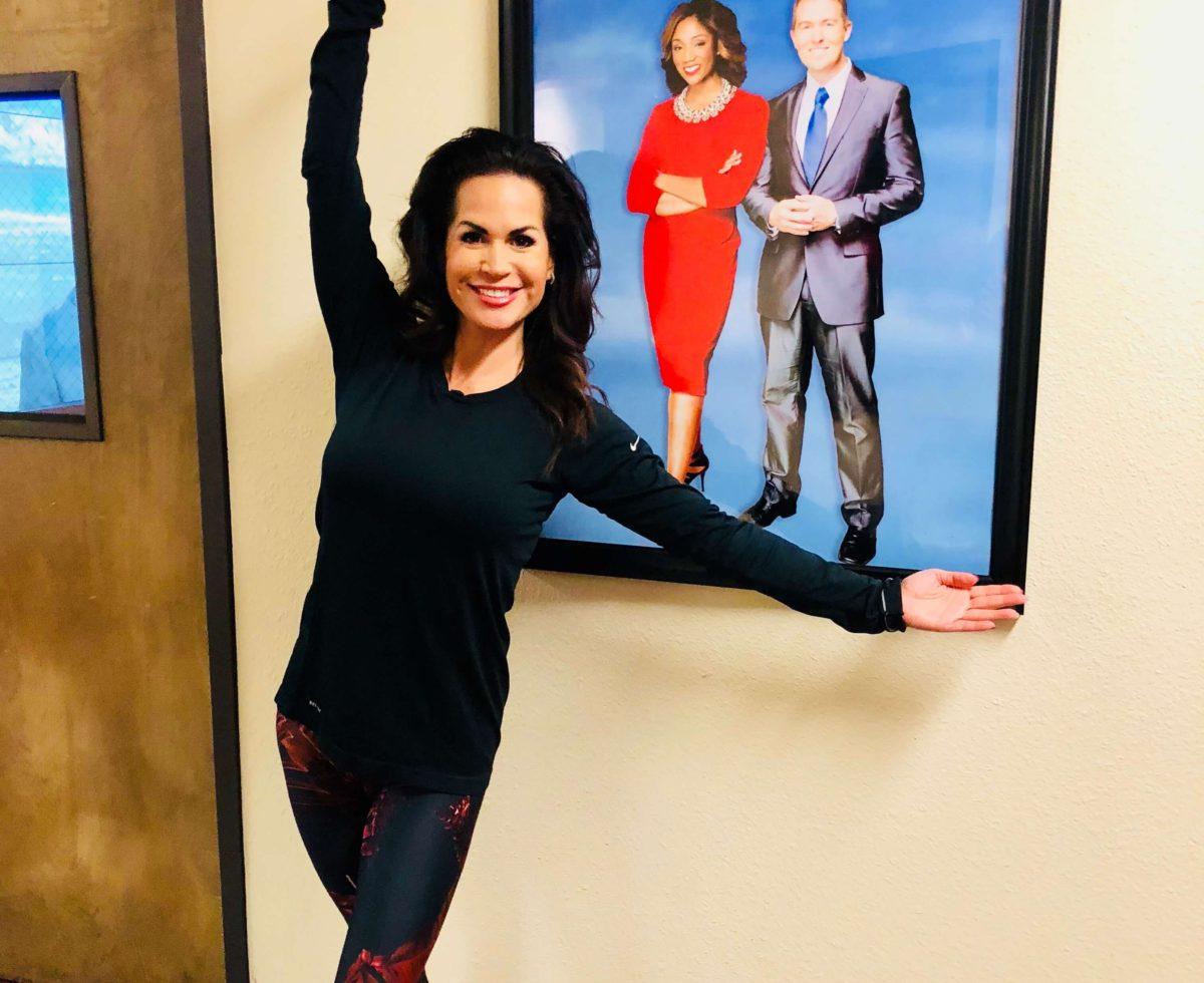 Nina Waldman Owner of Body In Mind Pilates Studio on Channel 3 in Las Vegas Nevada