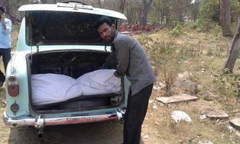 Mysore's 'Body Miyan' puts corpses to rest!